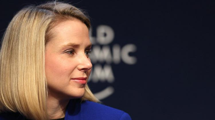 Yahoo, headed by CEO Marissa Mayer, laid out its accomplishments last year at its annual shareholder meeting.