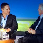 GE CEO <strong>Immelt</strong> looks for entrepreneurs who can 'take a punch,' VC Thiel seeks multiple talents