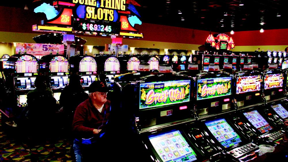 Best slot machines to play at the meadows casino and hotels in vegas