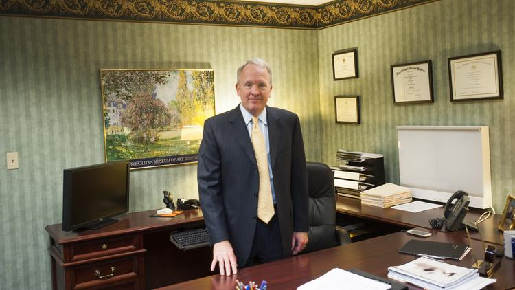 Dr. Gregory C. Postel, who leads University of Louisville Physicians Inc.'s department of radiology, took the title of acting CEO when Bukosky left for another job.