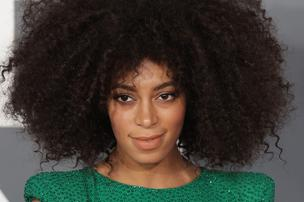 Did singer-sonwriter Solange Knowles' altercation with brother-in-law Jay Z have anything to do with business?