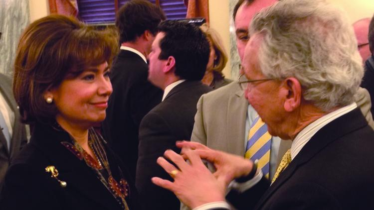 Maria Contreras-Sweet was confirmed March 27 as the SBA's top administrator