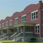 <strong>Wagenbrenner</strong> completes financing for historic Weinland Park row houses