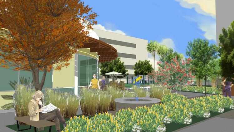 Ronald Mcdonald House Landscape Plan Html on