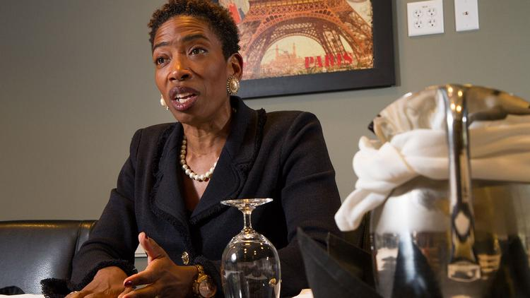 Carla Harris, vice chairman of global wealth management, managing director and senior client advisor at Morgan Stanley.