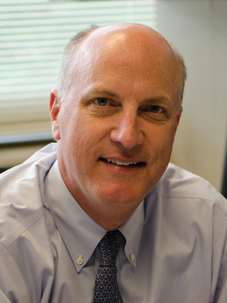 Brian Simpson is CEO of CommunityOne Bank, which recently opened its first office in Raleigh.