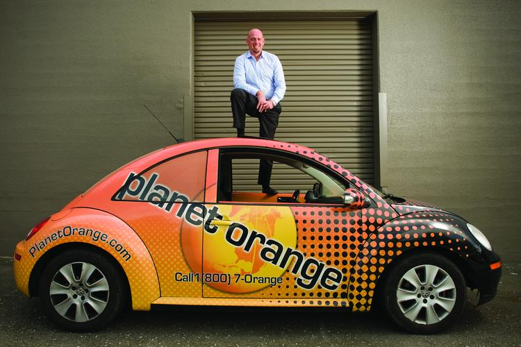 Company: Planet Orange Founded: 2008 Co-founders: Nathan Cocozza, Nathan Vogel and Matt Warwick Headquarters: San Jose Revenue: $10 million Number of employees: 70 Phone: 800.767.2643 Website: www.planetorange.com