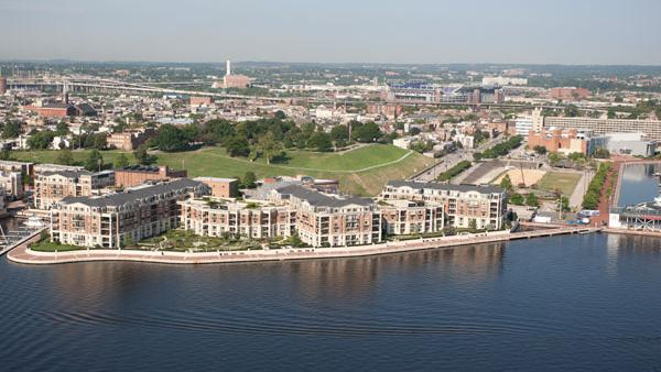 A wine market will open in September at the Ritz-Carlton Residences in Baltimore.