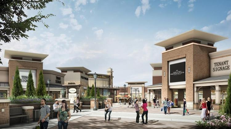 3368463570c7 Twin Cities Premium Outlets in Eagan opens Thursday - Minneapolis ...