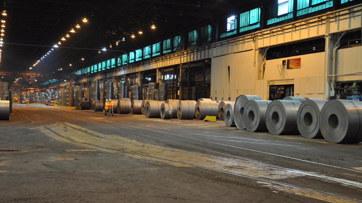 U S Steel United Steelworkers Reach New Labor Agreement