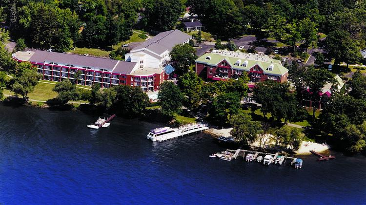 Marcus Hotels Resorts Is Now Managing The Heidel House Resort