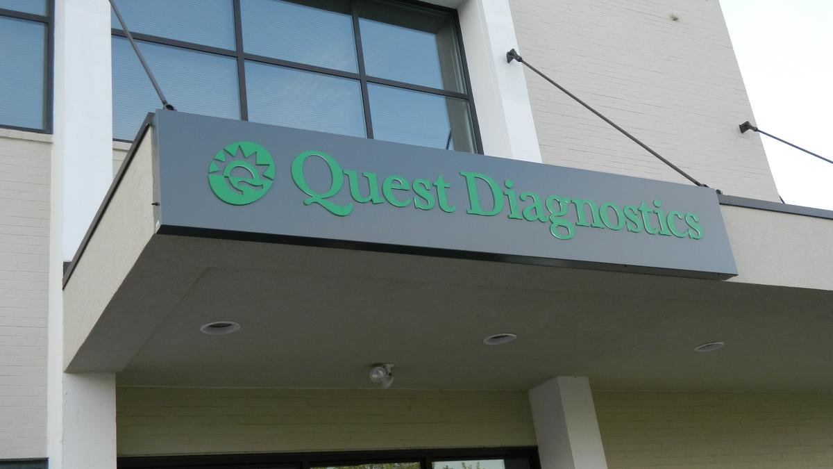 The interview procedure at Quest Diagnostics is typical. There is a basic skills assessment which covers subjects including but not limited to reading, writing, speaking, and basic math.