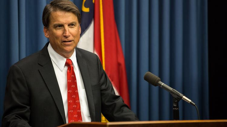 """Gov. Pat McCrory says the privatization of economic development functions of the N.C. Department of Commerce continues his oft-touted """"Carolina Comeback."""""""