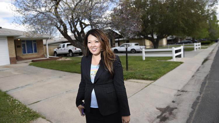 Lydia Lin of One Realty, helped clients find this home in Lakewood near Edgewater.