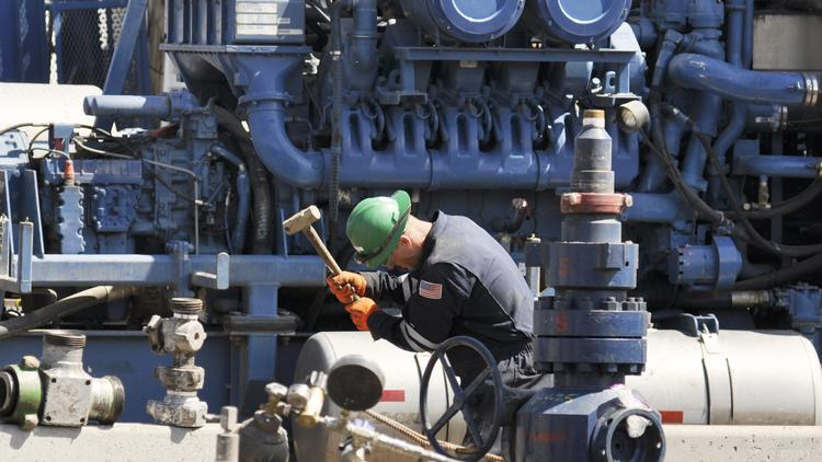 Colorado drilling rig count down 48% from October, says ...