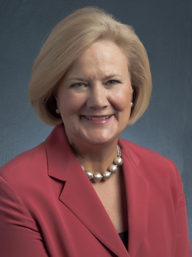 Jan Kreamer, chair of the Ewing Marion Kauffman Foundation board.