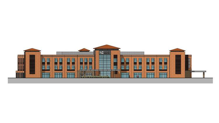 Novant Health anticipates it could open its long-awaited Mint Hill hospital by early 2018.