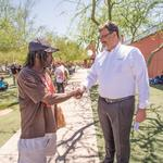 If not for a $170K grant, 500 people would be roaming the streets in Phoenix