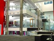 Winston-Salem State University's Hill Hall Student Success Center was one of Shelco's largest projects.