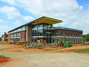 One of Samet Corp.'s biggest projects was the Donald W. Cameron Campus in Oak Ridge for Guilford Technical Community College.