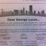 George Lucas museum spokesman: 'We really are Switzerland,' in contest between S.F., Chicago