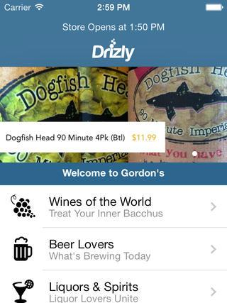 Drizly, the Boston-based maker of an alcohol delivery mobile app, on Thursday announced its alcohol delivery service expansion to Chicago.