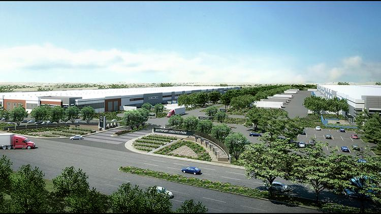 The master-planned, 531-acre industrial park near the intersection of Fulghum Road could bring 9 million square feet of new distribution and e-commerce fulfillment centers to the South Dallas inland port.