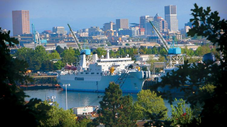 The 10-mile Portland Harbor Superfund site is a feast of diversity. There's wildlife, thriving industrial businesses and the skeletal remains of manufacturers that departed long ago.