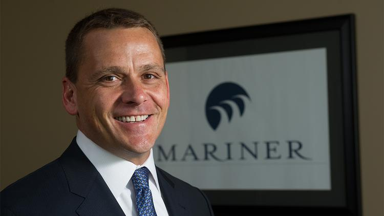 Martin Bicknell is founder and CEO of Mariner Holdings LLC.