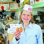 Cindy Bay: From 'special sauce' to glazed doughnuts