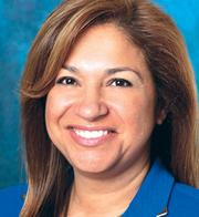 Betty Uribe, Executive vice president, business and personal banking, California Bank & Trust. Female role model: Mother Theresa; Lynn Carter; Debra Rossi, Gen. Salinas How do you use your influence: To make this world a better place, one person at a time