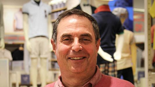 Larry Meyers, CEO of Uniqlo USA.