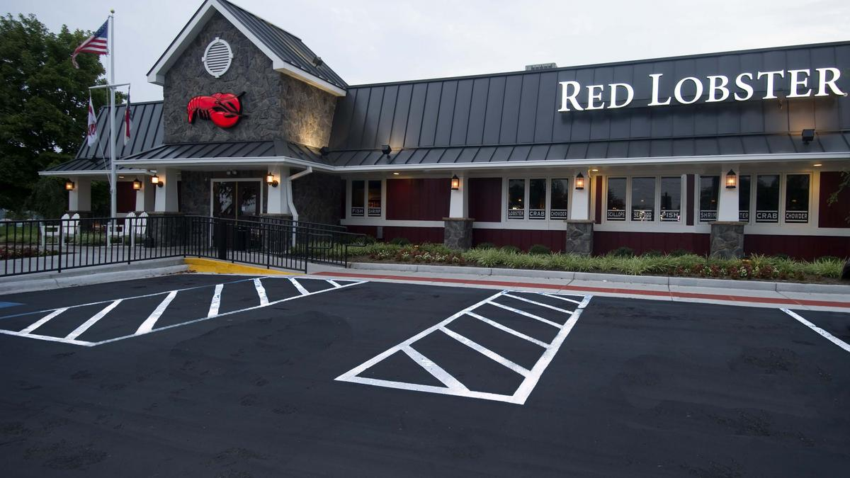 Darden sells red lobster to golden gate capital video sacramento business journal Olive garden citrus heights ca