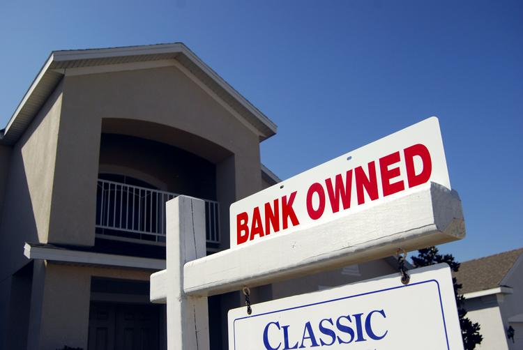 Foreclosures in Louisville and Kentucky are continuing to decline.
