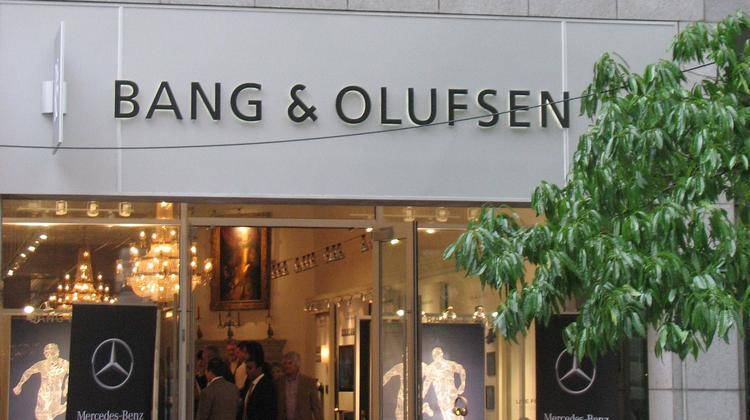 Bang & Olufsen celebrated the opening of its downtown Cincinnati store on Thursday night.