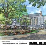 Guest House at Graceland taking reservations