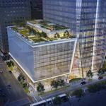 New details emerge on two downtown office towers