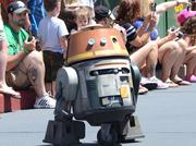 Chopper, one of the new characters features in the upcoming Star Wars: Rebels animated series, is an example of what Disney is adding to the new Star Wars universe.