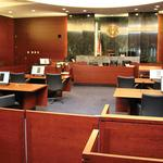 High-tech courtrooms provide new legal tools