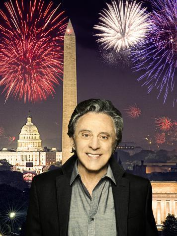 Legendary singer Frankie Valli will perform live at this year's PBS A Capitol Fourth.