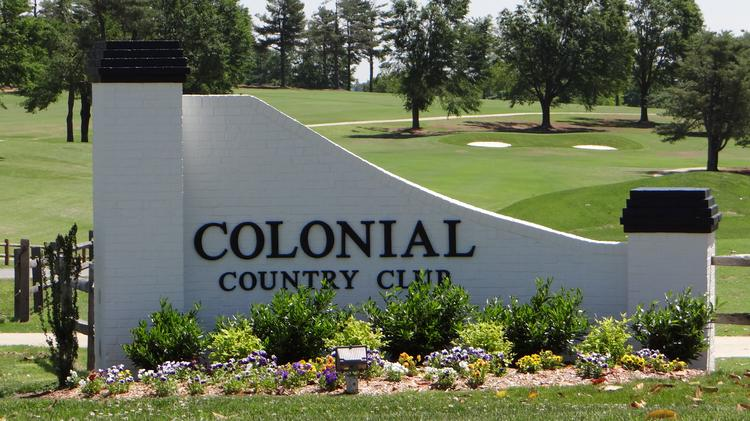 Colonial Country Club is undergoing a nearly $1 million renovation of its 18-hole course, the most extensive since the 1960s.