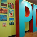 Art studio and wine bar finds permanent home in downtown Portland (Photos)