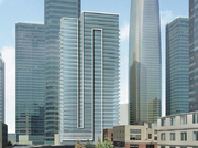 Hines and INVESCO bought the development site at 41 Tehama for a 418-unit apartment tower.