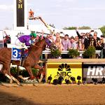 Who the Maryland Department of Business and Economic Development hosted at Preakness