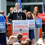 U.S. Steel: Unfairly traded imports to blame for McKeesport, Texas idle (Video)