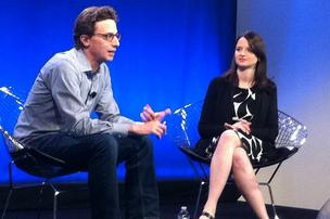 Jonah Peretti at Internet Week