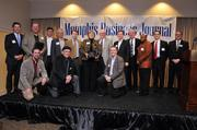 The team which won the project of the year award for the Salvation Army Ray & Joan Kroc Corps Community Center