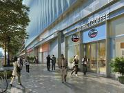 The new office building to be constructed in the 2100 block of Pennsylvania Avenue NW will feature more than 7,000 square feet of ground floor retail.