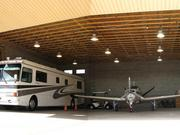 This $1.595 million house — complete with an airplane hangar and located on the Carefree Skyranch private airport runway — is on the market.
