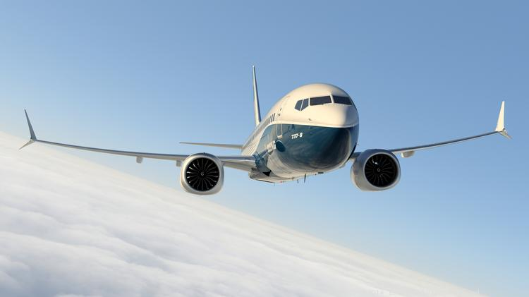 Boeing says it now has more than 2,000 orders for its 737 Max airplane.